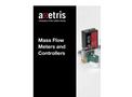 Axetris - Models MFM 2000 and MFM 2200 Series - Mass Flow Meter Modules - Datasheet
