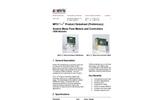 Axetris - Model MFD-Plus - Datasheet