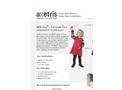 Axetris - Model MFD-Plus - Mass Flow Meters - Brochure