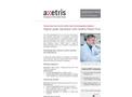 Axetris - MFD Gas Chromatography - Application Note