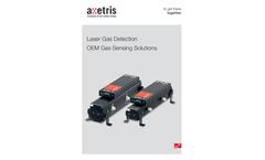 Laser Gas Detection: OEM Gas Sensing Solutions - Brochure
