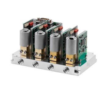 Axetris - Standard Platform for Mass Flow Manifolds