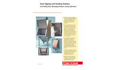 Gericke - Sack Tipping and Feeding Stations - Brochure