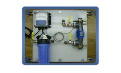 BlueTrak - Model I - Cooling Water Filter System