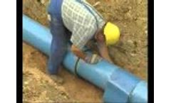 Steel Water Pipe Laying 2 Video