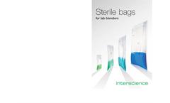 BagPage - Model F - Flow Cytometry Filter Bag Brochure