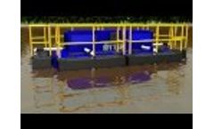 Introducing the OTTER Barge Waste Water and Effluent Treatment - Video
