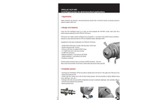 Inoxpa - Dairy Product Manufacturing Miniplant- Brochure