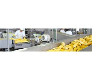 Industrial water treatment products for food & beverage - Food and Beverage