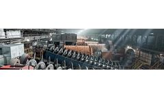Industrial water treatment products for mining