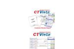CTVista Review Datasheet