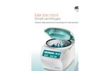 Hettich - Model EBA 200 - Practical Small Centrifuge Brochure