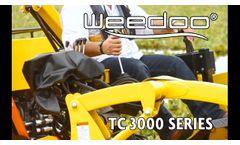 Weedoo TC 3000 Series Workboat 2017 - Video