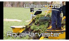 Weedoo Aquaharvester - Video
