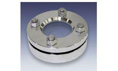 Herberts - Model DIN28120 - Sight Glass Fitting