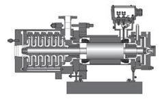 Hermetic - Model CAMT and CAMH - Multistage Canned Motor Pumps