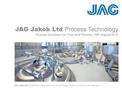 JAG Company Presentation