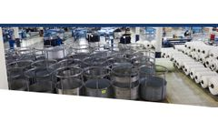 On-site chlorine and sodium hypochlorite generation systems for the Textile industry