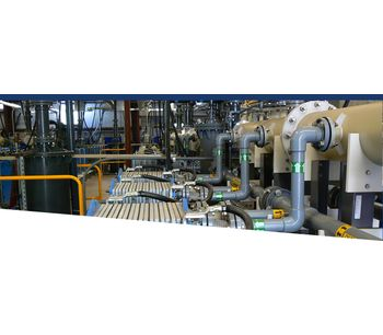 On-site chlorine and sodium hypochlorite generation systems for Metallurgical and chemical engineering - Metal