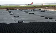 Airport environmental protection solutions for the runways & shoulders