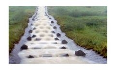 Dam reinforcement solutions for the spillway & slope protection