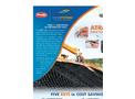 ATRA Key Geoweb Connection Device - Brochure