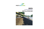 Geoweb Slope Protection Installation Guidelines
