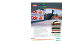 GEOWEB Intermodal and Ports Overview - Brochure