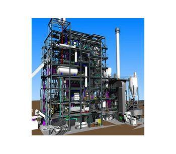 AET - Biomass Boiler Plant