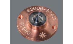 Agilent - Model 8900 - S - Platinum Skimmer Cone