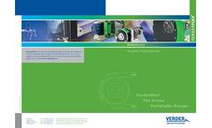 Verderflex Product Overview Brochure