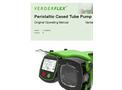 Verderflex Vantage - Model 5000 - Cased Drive Tube Pumps - Manual