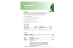 Verderflex - Model Rollit 15P - Hose Pumps - Datasheet