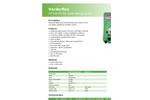 Verderflex - VP Pro PH-RX - Tube Dosing Pump - Datasheet