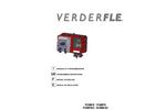 Verderflex  - Model VP2-PH - Peristaltic Tube Pump - Manual
