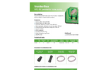 Verderflex - Model VP2-RX - Peristaltic Tube Pump - Datasheet