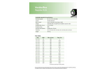 Verderflex - Model Rapide R2S - Peristaltic Industrial Hose and Tube Pumps - Datasheet