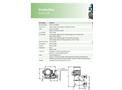 Verderflex - Model Dura 15 - Peristaltic Industrial Hose and Tube Pumps - Datasheet