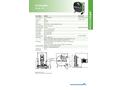 Verderflex - Model Dura 45 - Industrial Peristaltic Hose Pump and Tube Pump - Datasheet