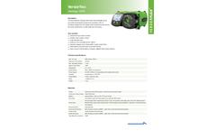 Verderflex Vantage 5000 - TechnoSheet