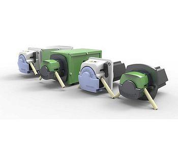 Verderflex - Model Steptronic - Peristaltic OEM Pumps