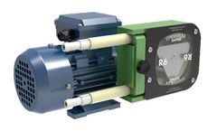 Verderflex - Model Rapide R6 - Industrial Peristaltic Hose Pump and Peristaltic Tube Pump