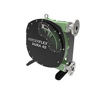 Verderflex - Model Dura 45 - Industrial Peristaltic Hose Pump and Tube Pump