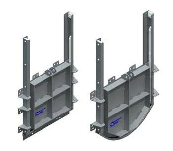 Penstocks Edition - Slide Penstock