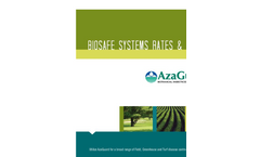 AzaGuard - Botanical Insecticide/Nematicide Brochure