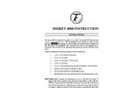 Simret - 4000 - Portable Heavy Vehicle Brake Tester Manual