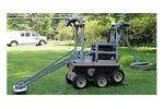 Robotic -Mounted Vehicle