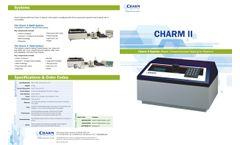 Charm - Model II 6600 / 7600 - Food Safety Testing Analyzer - Brochure