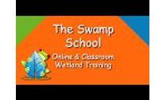 Online Wetland Training Sneak Peek - Video