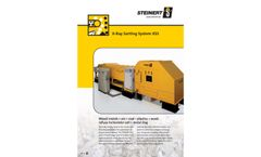 Model XSS - X-Ray Sorting System - Brochure